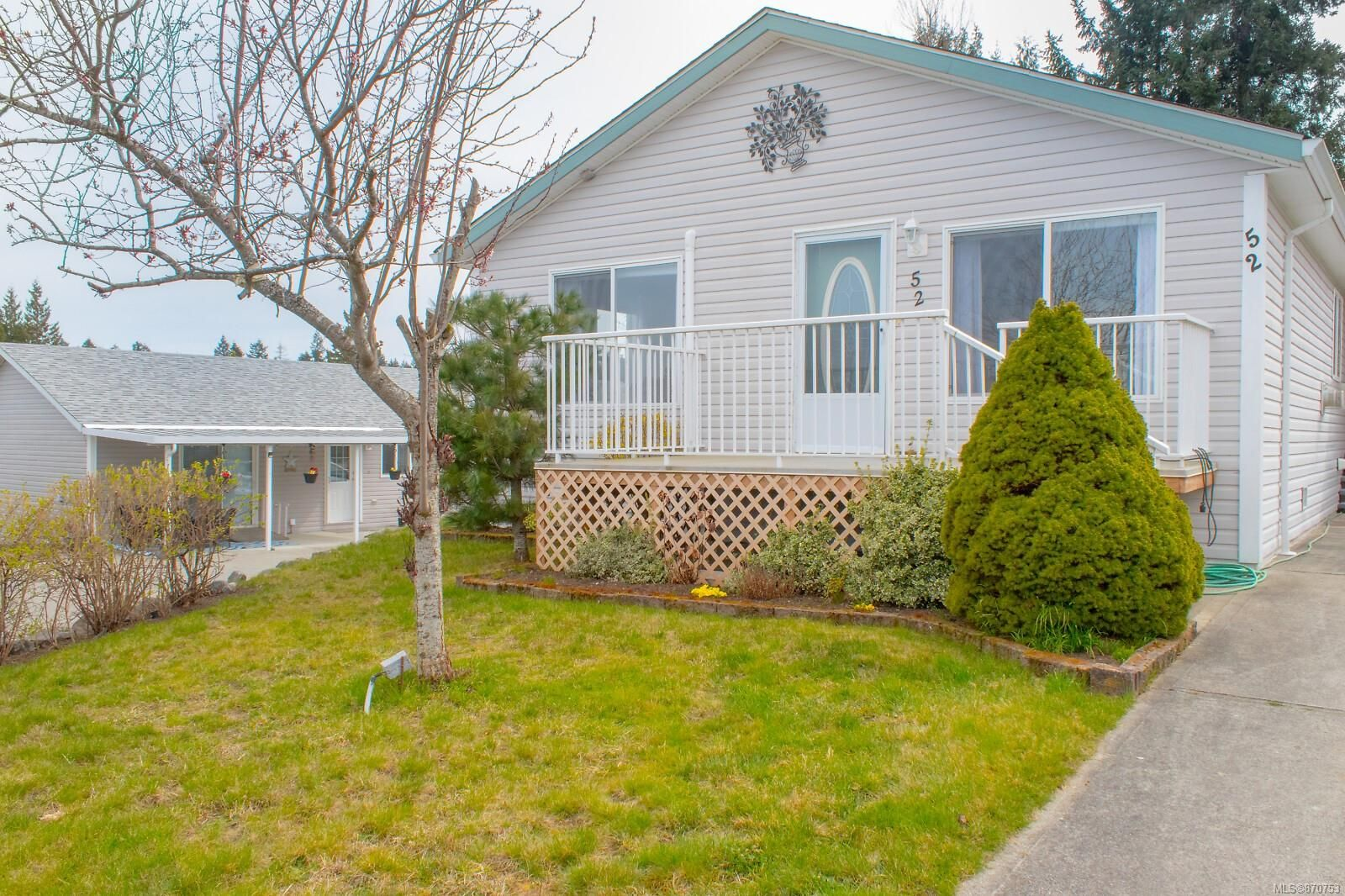 Main Photo: 52 658 Alderwood Dr in : Du Ladysmith Manufactured Home for sale (Duncan)  : MLS®# 870753