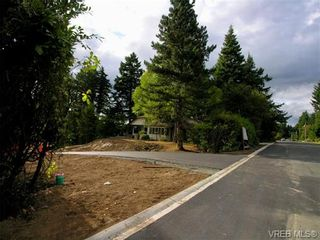 Photo 10: SL 3 Rodolph Rd in VICTORIA: CS Tanner Land for sale (Central Saanich)  : MLS®# 708709