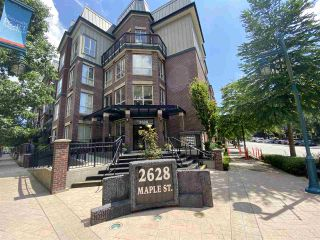 "Photo 1: 419 2628 MAPLE Street in Port Coquitlam: Central Pt Coquitlam Condo for sale in ""VILLAGIO II"" : MLS®# R2473176"