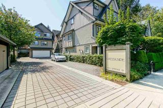 """Photo 34: 6 2115 SPRING Street in Port Moody: Port Moody Centre Townhouse for sale in """"Creekside"""" : MLS®# R2596758"""