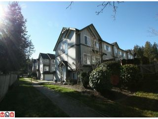 Photo 1: 29 1677 63 Street in Surrey: Panorama Ridge Townhouse for sale : MLS®# F1104647