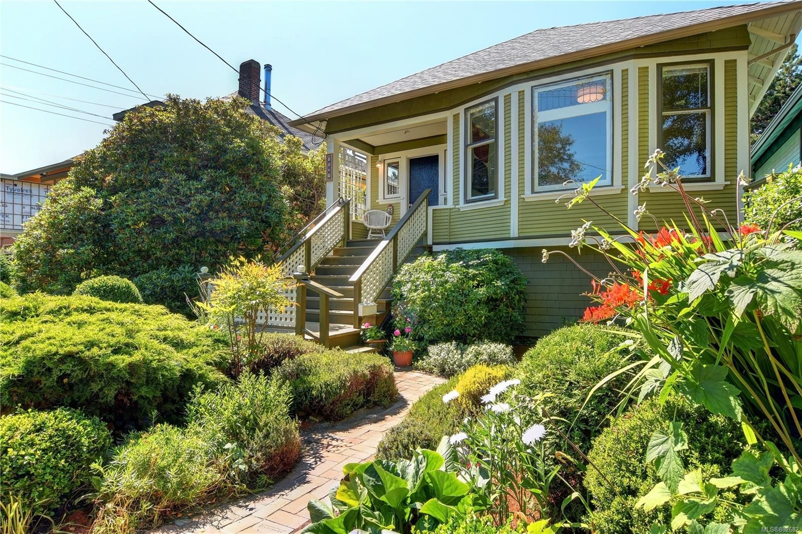 Main Photo: 1121 Chapman St in : Vi Fairfield West House for sale (Victoria)  : MLS®# 882682