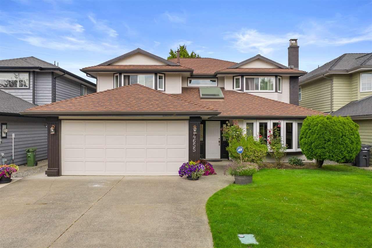 Main Photo: 4655 BRITANNIA Drive in Richmond: Steveston South House for sale : MLS®# R2482340