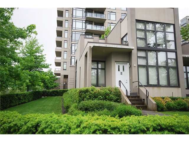 """Main Photo: # TH10 2355 MADISON AV in Burnaby: Brentwood Park Condo for sale in """"OMA"""" (Burnaby North)  : MLS®# V953533"""