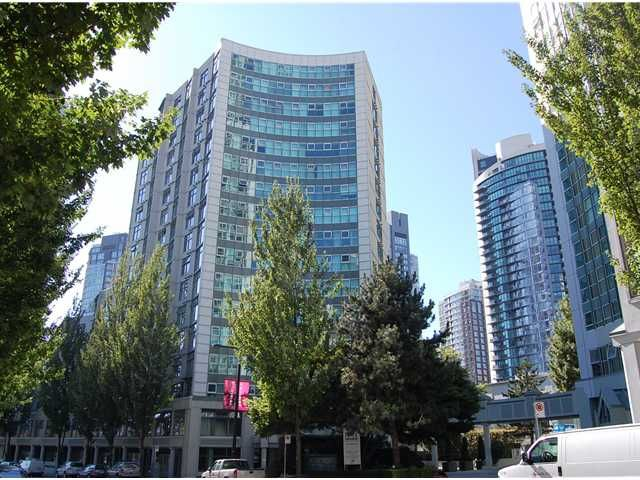 """Main Photo: # B1201 1331 HOMER ST in Vancouver: Yaletown Condo for sale in """"PACIFIC POINT"""" (Vancouver West)  : MLS®# V970137"""