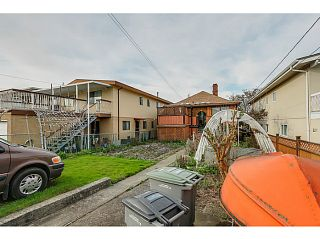 """Photo 9: 1288 E 26TH Avenue in Vancouver: Knight House for sale in """"CEDAR COTTAGE"""" (Vancouver East)  : MLS®# V1114314"""
