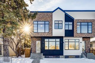Main Photo: 427 21 Avenue NE in Calgary: Winston Heights/Mountview Semi Detached for sale : MLS®# A1056868