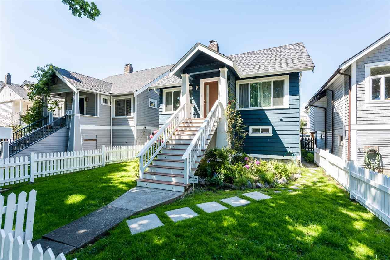 Main Photo: 475 E 19TH Avenue in Vancouver: Fraser VE House for sale (Vancouver East)  : MLS®# R2372522