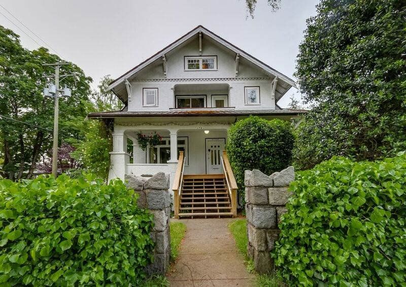 Main Photo: 3793 W 24th Avenue in Vancouver: House for sale : MLS®# R2072667