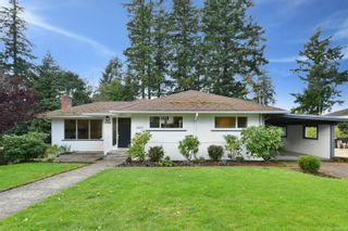 Photo 1: 5288 Santa Clara Ave in : SE Cordova Bay House for sale (Saanich East)  : MLS®# 858341