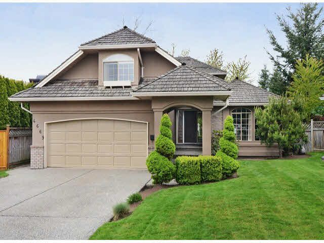 Main Photo: 4669 221ST STREET in : Murrayville House for sale : MLS®# F1310527