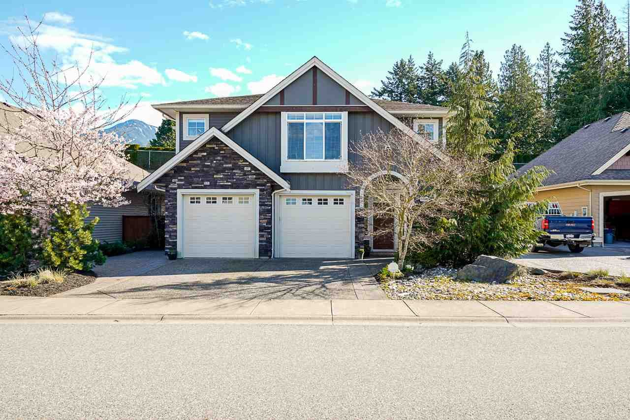 "Main Photo: 45398 MAGDALENA Place: Cultus Lake House for sale in ""RIVERSTONE HEIGHTS"" : MLS®# R2566266"