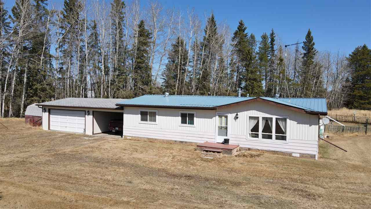Main Photo: 622081 Hwy 661: Rural Woodlands County Manufactured Home for sale : MLS®# E4232866