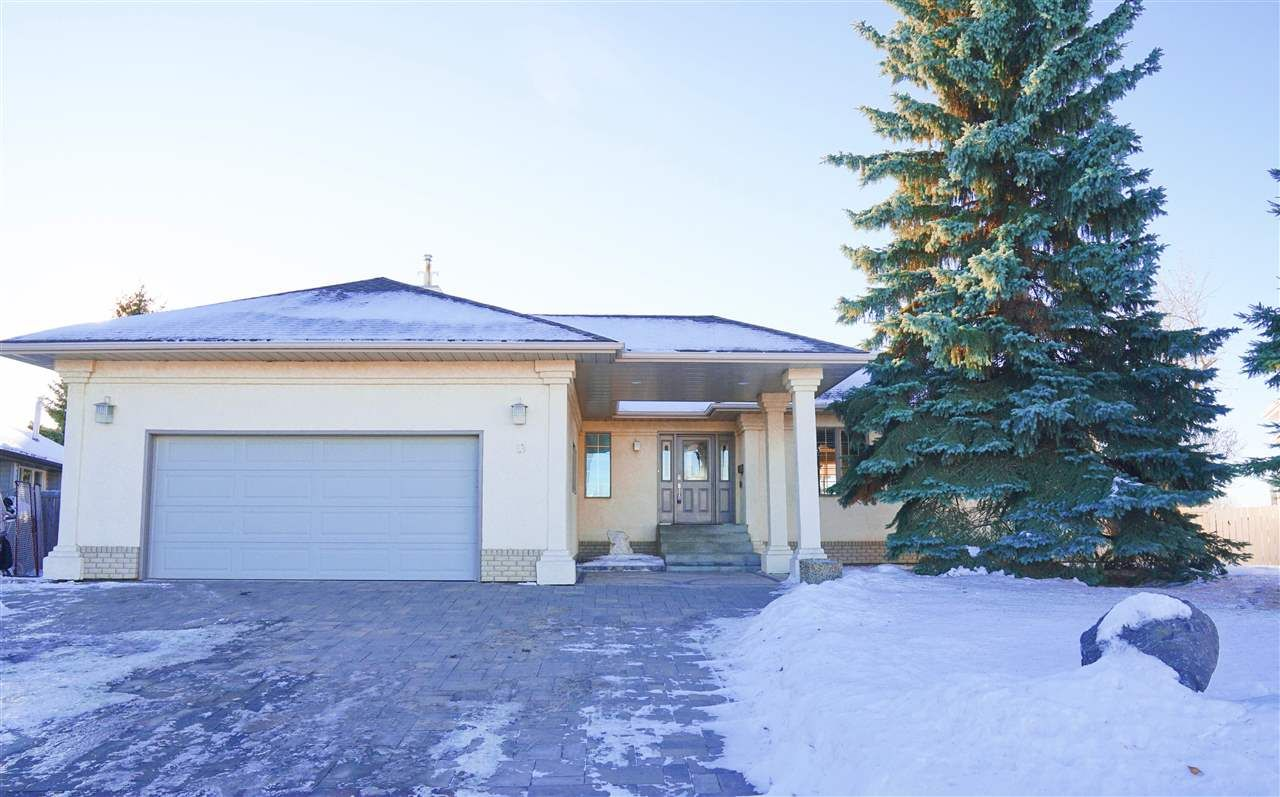 Main Photo: 13 Highview Court: Sherwood Park House for sale : MLS®# E4222241