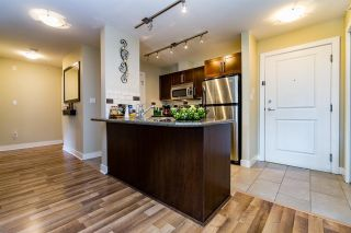 """Photo 4: 411 2468 ATKINS Avenue in Port Coquitlam: Central Pt Coquitlam Condo for sale in """"THE BORDEAUX"""" : MLS®# R2062681"""