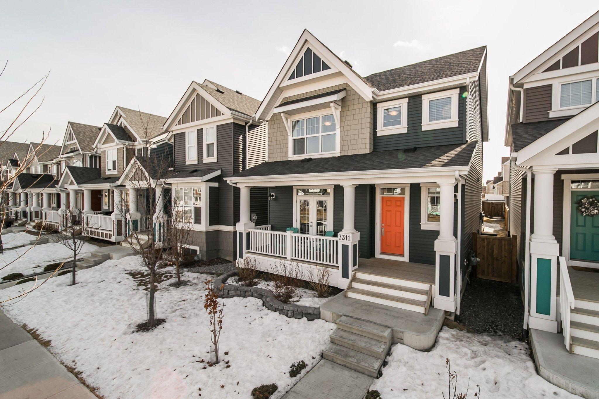 Main Photo: 7311 Summerside Grande Boulevard Boulevard in Edmonton: House for sale : MLS®# E4234512