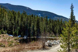 Photo 1: 9252 WEDGEMOUNT PLATEAU Drive in Whistler: WedgeWoods Land for sale : MLS®# R2575756