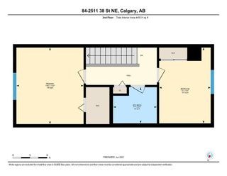 Photo 32: 84 2511 38 Street NE in Calgary: Rundle Row/Townhouse for sale : MLS®# A1115579