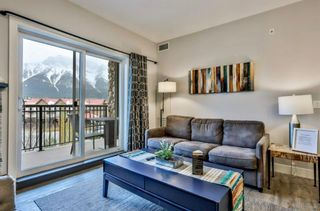 Photo 3: 313 901 Mountain Street: Canmore Apartment for sale : MLS®# A1090797