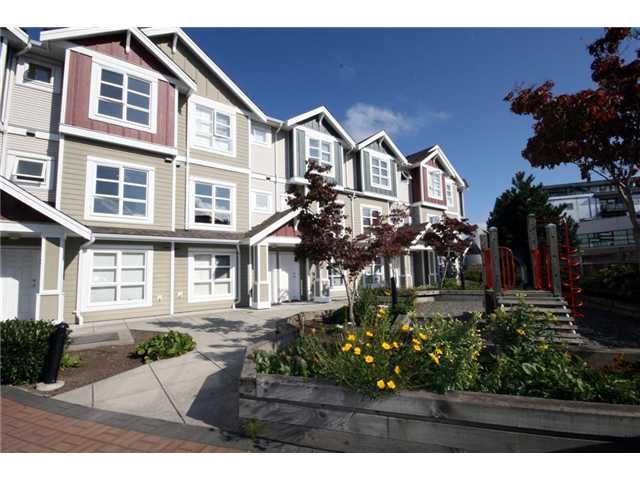 """Main Photo: 9 13028 NO 2 Road in Richmond: Steveston South Townhouse for sale in """"Water Side Village"""" : MLS®# V915444"""