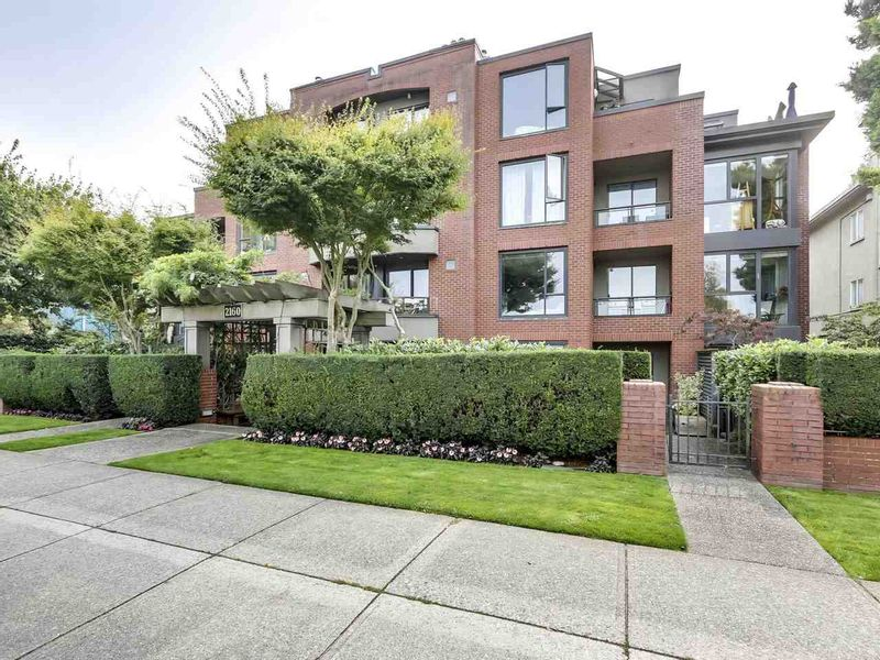 FEATURED LISTING: 203 - 2160 CORNWALL Avenue Vancouver
