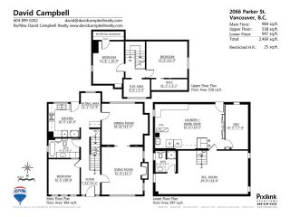 Photo 15: 2066 PARKER Street in Vancouver: Grandview VE House for sale (Vancouver East)  : MLS®# V1049152