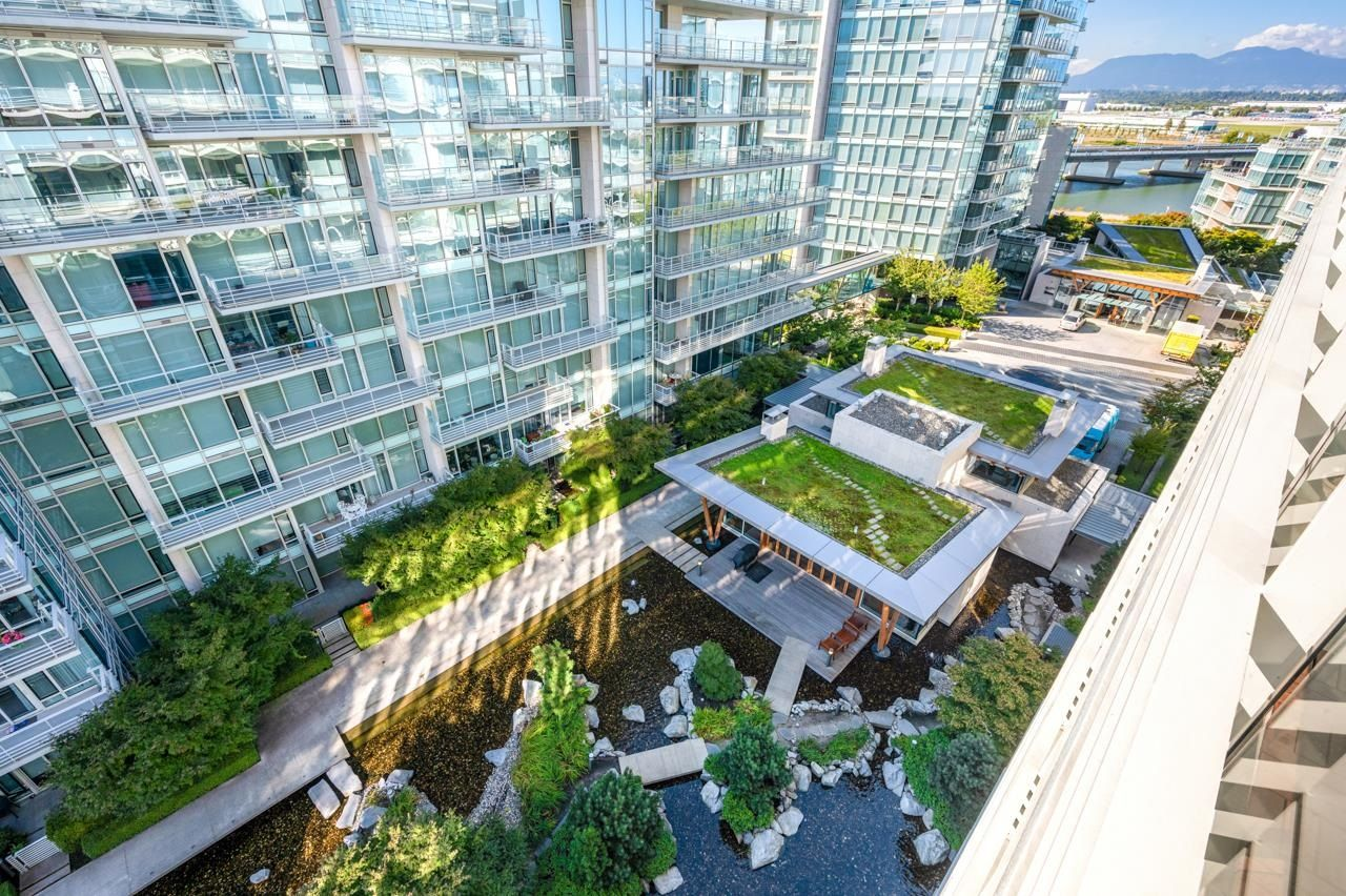 """Main Photo: 908 5199 BRIGHOUSE Way in Richmond: Brighouse Condo for sale in """"RIVER GREEN I"""" : MLS®# R2616389"""