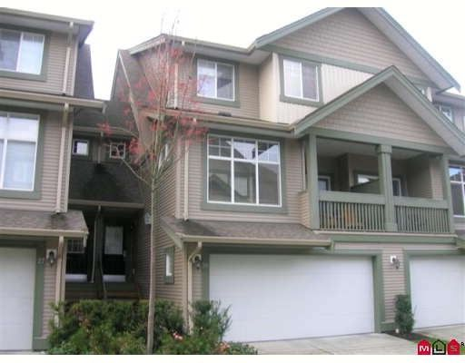 "Main Photo: 26 6050 166TH Street in Surrey: Cloverdale BC Townhouse for sale in ""WESTFIELD"" (Cloverdale)  : MLS®# F2831331"