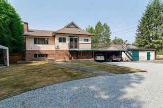Photo 1: 22995 74 Avenue in Langley: Salmon River House for sale : MLS®# R2220723