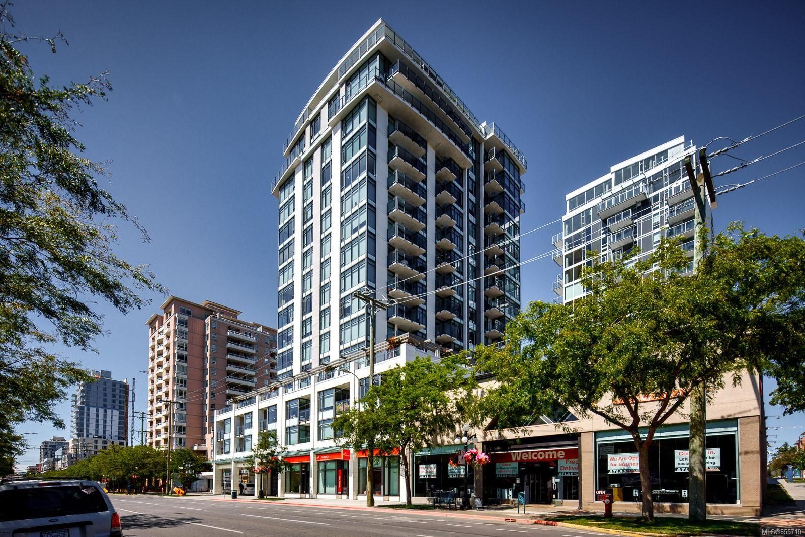 Main Photo: 305 960 Yates St in : Vi Downtown Condo for sale (Victoria)  : MLS®# 855719