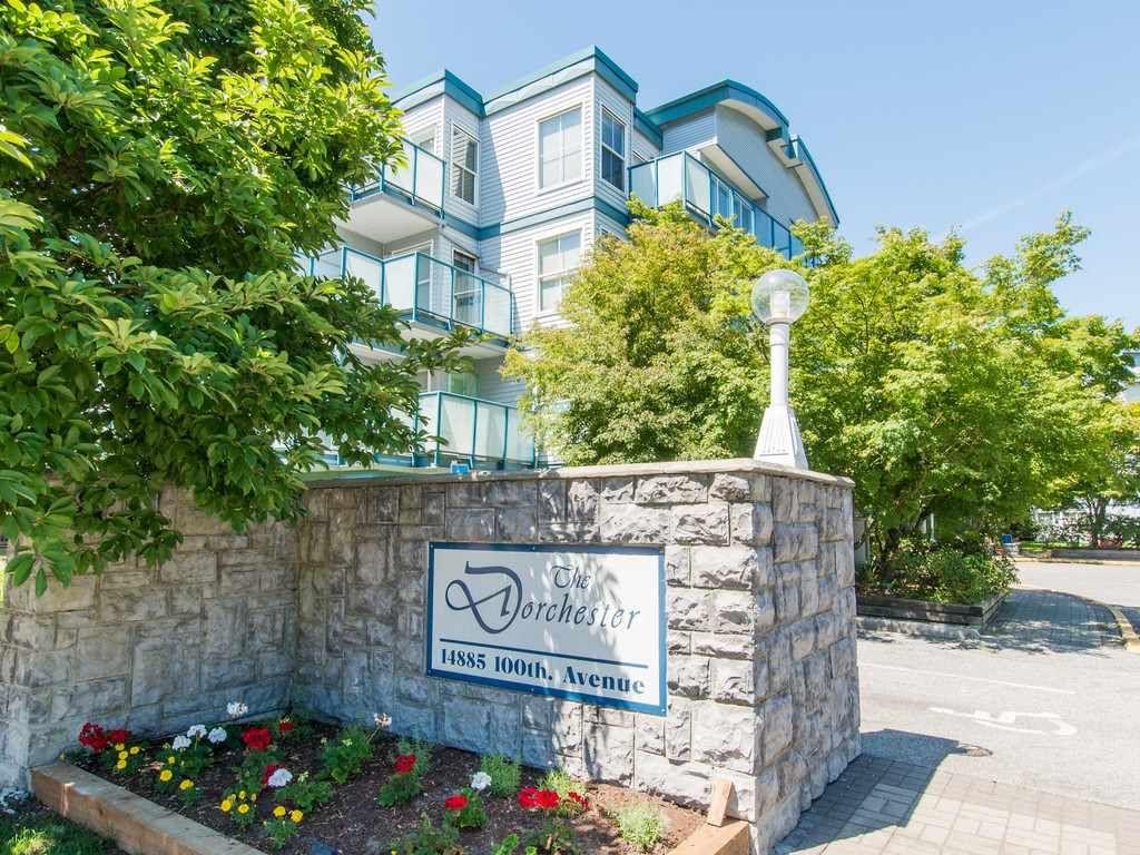 Main Photo: 208 14885 100 Avenue in Surrey: Guildford Condo for sale (North Surrey)  : MLS®# R2110305
