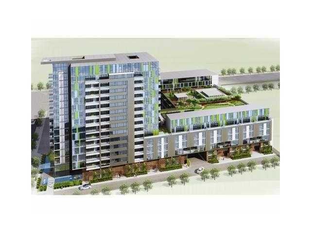 """Main Photo: 1707 7080 NO 3 Road in Richmond: Brighouse South Condo for sale in """"CENTRO"""" : MLS®# V859843"""