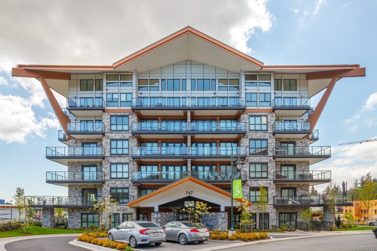 Main Photo: 505 747 Travino Lane in : SW Royal Oak Condo for sale (Saanich West)  : MLS®# 872372