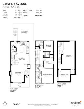 Photo 2: 24351 102 Avenue in Maple Ridge: Albion House for sale : MLS®# R2537868