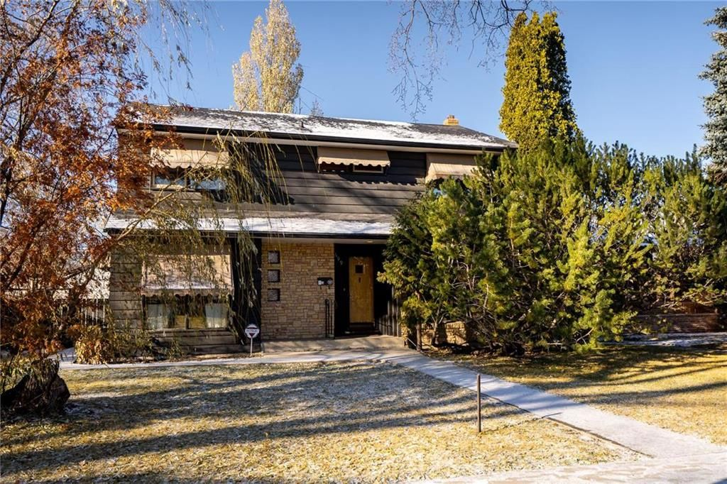 Main Photo: 699 Waterloo Street in Winnipeg: River Heights South Residential for sale (1D)  : MLS®# 202027199