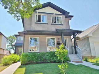 Photo 2: 14837 103 Avenue in Edmonton: Zone 21 House Half Duplex for sale : MLS®# E4254685