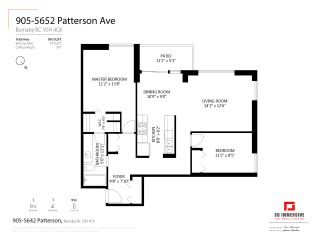 Photo 21: 905 5652 PATTERSON Avenue in Burnaby: Central Park BS Condo for sale (Burnaby South)  : MLS®# R2512837