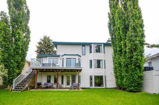 Photo 43: 37 Nottingham Estates: Sherwood Park House for sale : MLS®# E4249018
