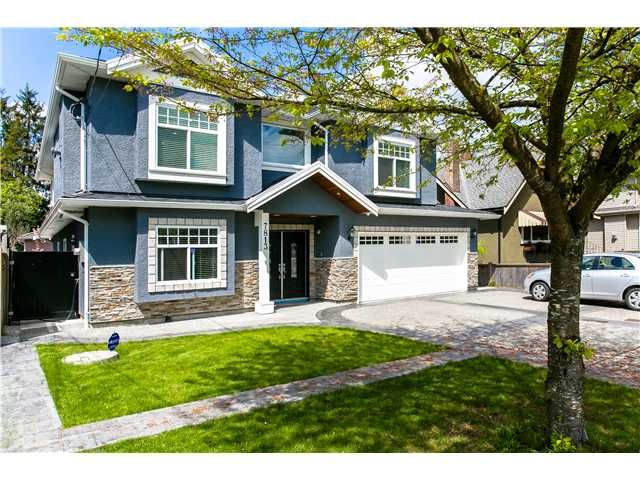 Main Photo: 7813 16TH Avenue in Burnaby: East Burnaby House for sale (Burnaby East)  : MLS®# V1082523
