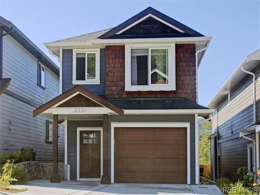 Main Photo: 3334 Turnstone Dr in VICTORIA: La Happy Valley House for sale (Langford)  : MLS®# 742466