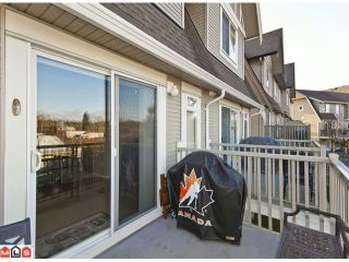 """Photo 10: 100 15175 62A Avenue in Surrey: Sullivan Station Townhouse for sale in """"Brooklands"""" : MLS®# F1127771"""