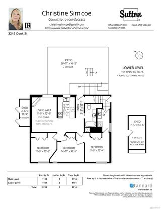 Photo 30: 3349 Cook St in : SE Maplewood House for sale (Saanich East)  : MLS®# 878375