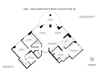 Photo 29: 1904 1020 HARWOOD STREET in Vancouver: West End VW Condo for sale (Vancouver West)  : MLS®# R2528323