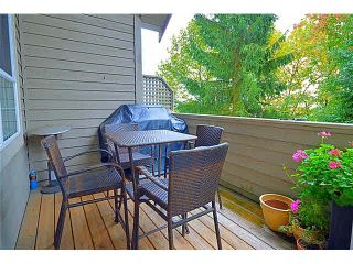 """Photo 13: 110 1465 PARKWAY Boulevard in Coquitlam: Westwood Plateau Townhouse for sale in """"SILVER OAK"""" : MLS®# V1092299"""