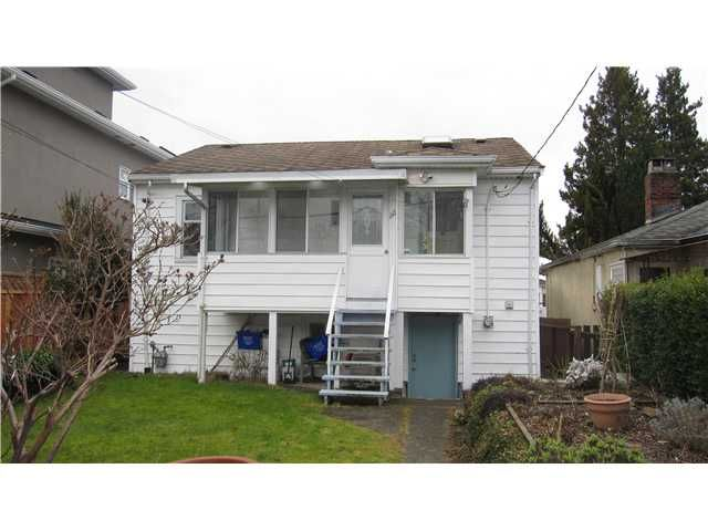 Photo 15: Photos: 35 W 41ST AV in Vancouver: Cambie House for sale (Vancouver West)  : MLS®# V1051400