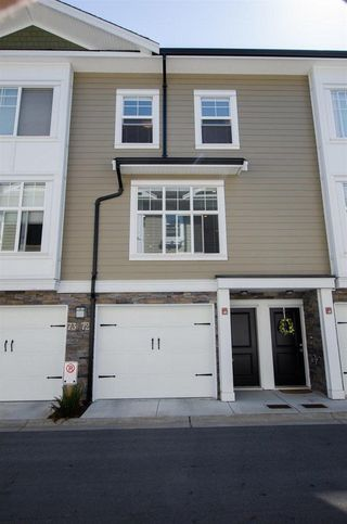 """Photo 3: 72 7686 209 Street in Langley: Willoughby Heights Townhouse for sale in """"KEATON"""" : MLS®# R2270555"""