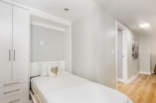 """Photo 17: 428 HELMCKEN Street in Vancouver: Yaletown Townhouse for sale in """"H & H"""" (Vancouver West)  : MLS®# R2282518"""