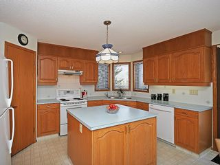 Photo 7: 359 HAWKCLIFF Way NW in Calgary: Hawkwood House for sale : MLS®# C4116388