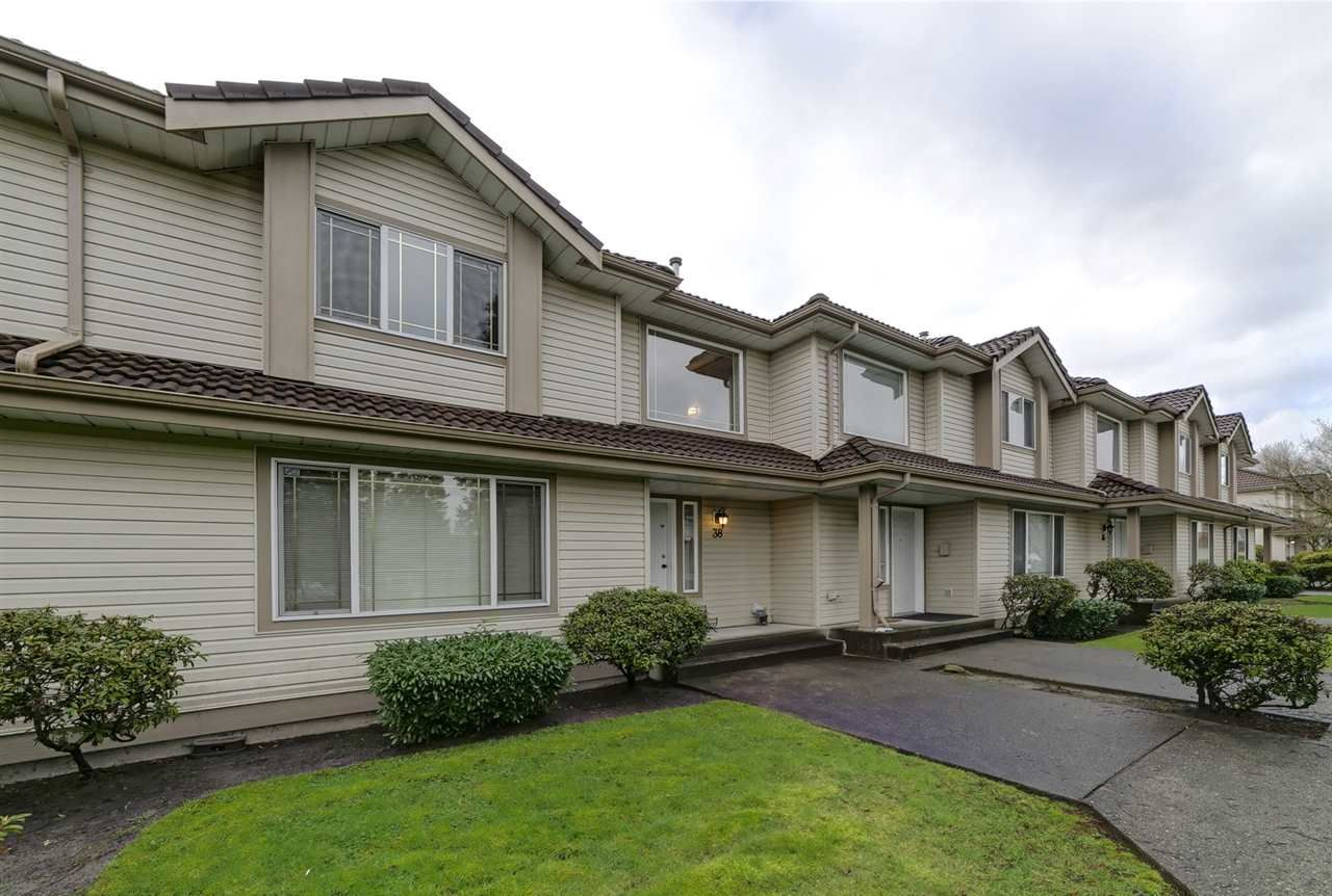 "Main Photo: B38 3075 SKEENA Street in Port Coquitlam: Riverwood Townhouse for sale in ""River Wood"" : MLS®# R2431622"