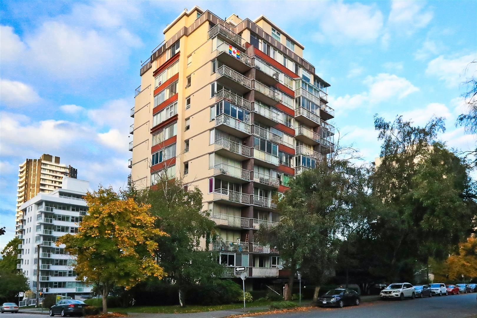"""Main Photo: 304 1100 HARWOOD Street in Vancouver: West End VW Condo for sale in """"THE MARTINIQUE"""" (Vancouver West)  : MLS®# R2624530"""